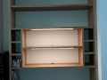 Eclairage bibliothéque
