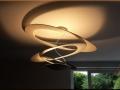 Pose de luminaire design