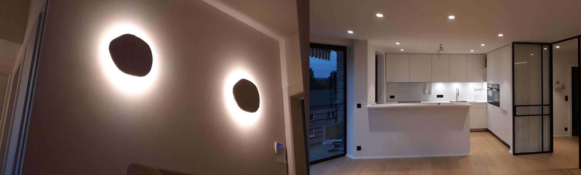 Expert de l'éclairage sur Bruxelles - Wood and Light