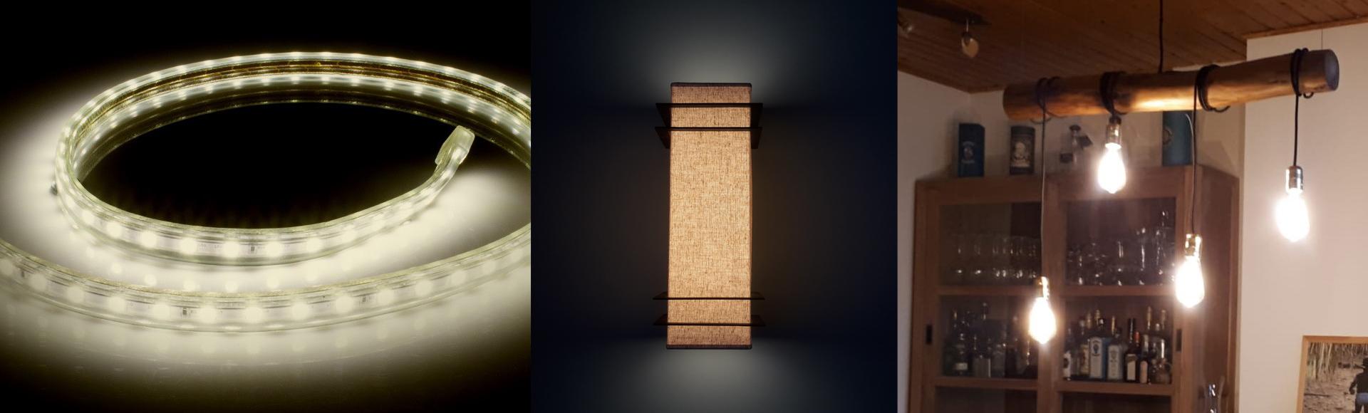 Expert luminaires - Eclairage intérieur - Wood and Light