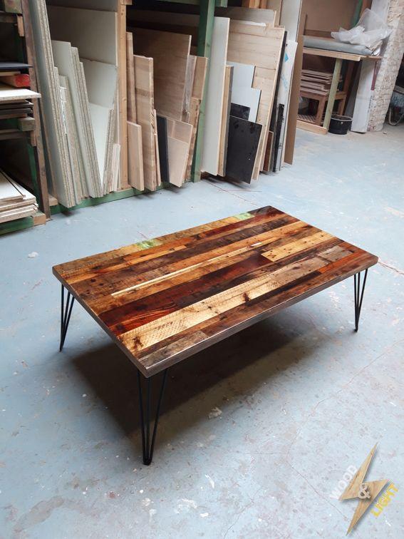 Creation Tables En Bois Wood And Light Bruxelles